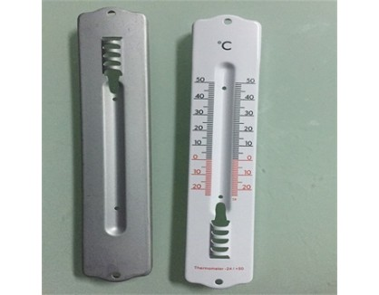 Metal Stamped Casing For Thermometer