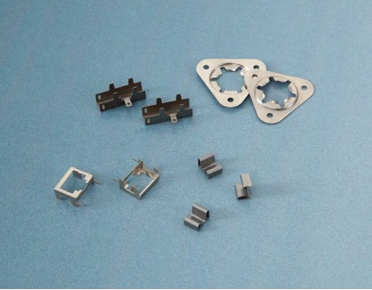 High precision metal stamping